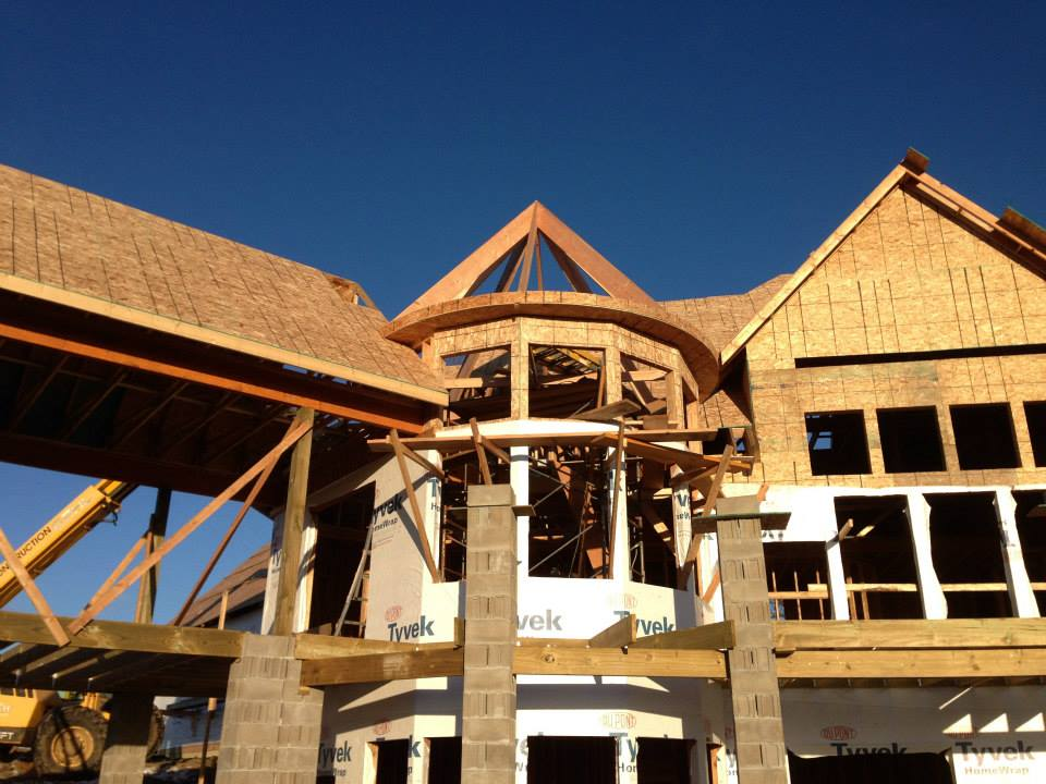 Ed Hildreth Construction Home